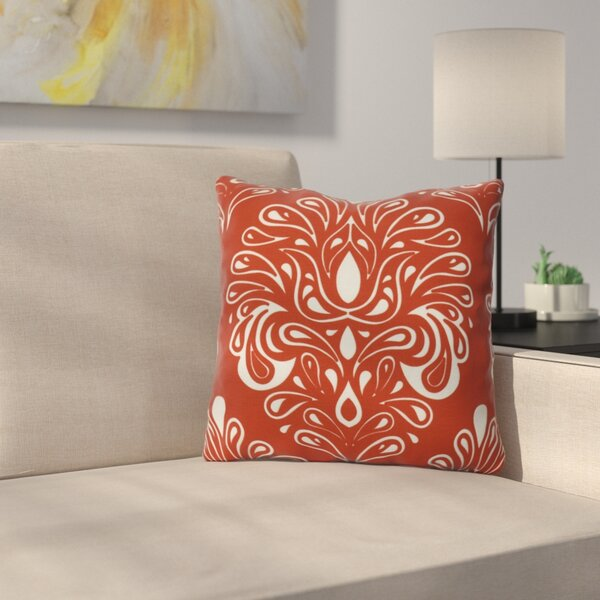 Harmen Print Throw Pillow by The Twillery Co.