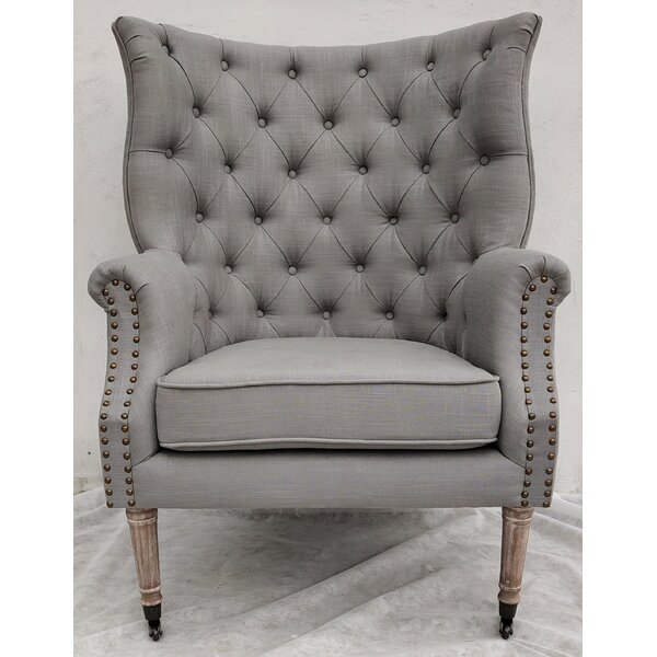 Wedemeyer Armchair by Alcott Hill