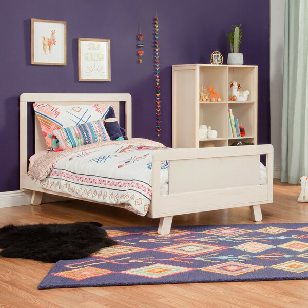 Hudson Twin Platform Bed by babyletto