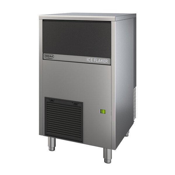 209 lb. Daily Production Freestanding Ice Maker by Brema