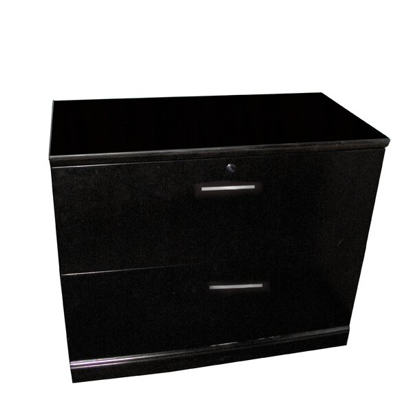 Sorrento Series 2-Drawer Lateral File by Mayline Group