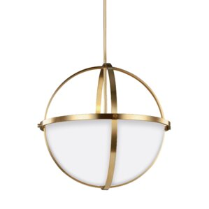 haworth 3light globe pendant
