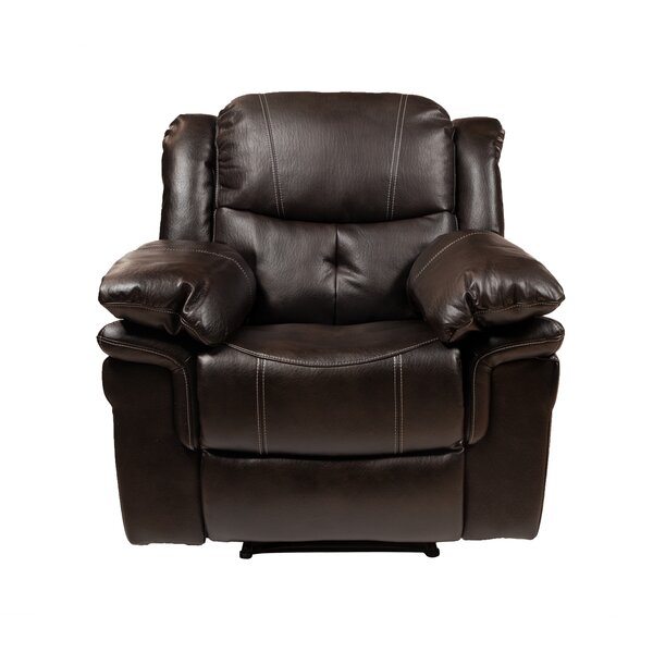 Sawyers Manual Recliner By Red Barrel Studio