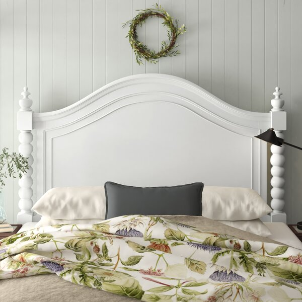 Panel Headboard by Feminine French Country