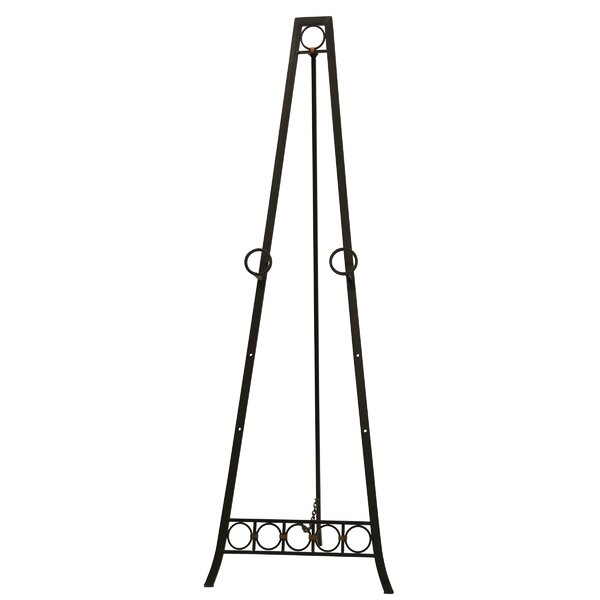 Metal Adjustable Floor Tripod Easel by StyleCraft Home