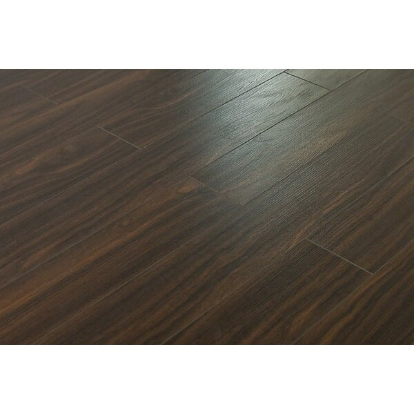 Killian 5 x 48 x 12mm Laminate Flooring in Macore by Serradon