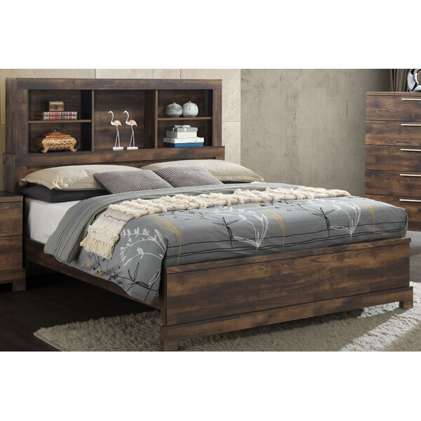 Nevels Solid Wood Bed by Union Rustic Union Rustic