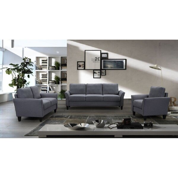 Shop For Trommald 3 Piece Living Room Set by Red Barrel Studio