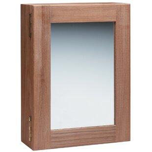 Reviews 11 x 15 Surface Mount Medicine Cabinet ByWhitecap Industries