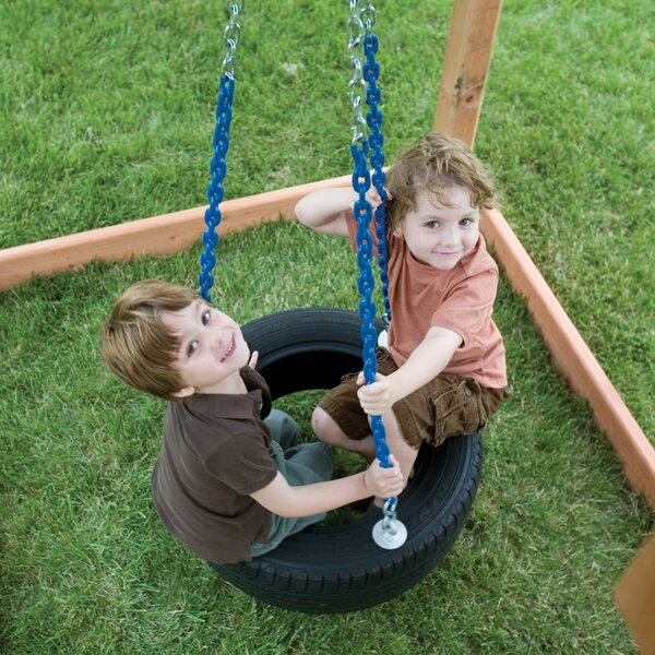 Tire Swing by Kids Creations