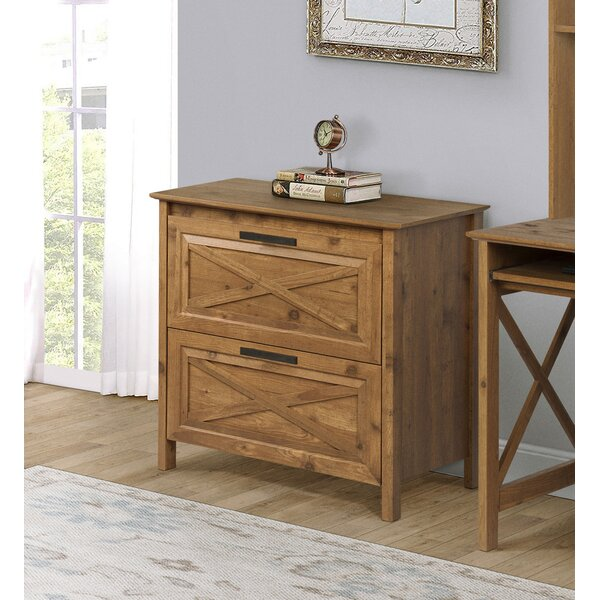 Mangano 2-Drawer Lateral Filing Cabinet