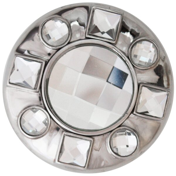 Clock  Grid Bathroom Sink Drain by Linkasink