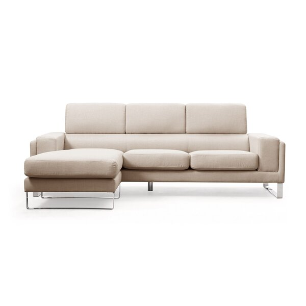 Trina Reversible Sectional by Orren Ellis