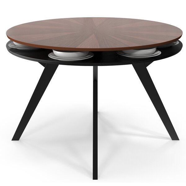 Maus Dining Table By Wrought Studio
