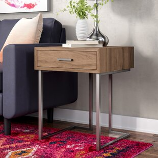 Price comparison Mayle End Table by Mercury Row