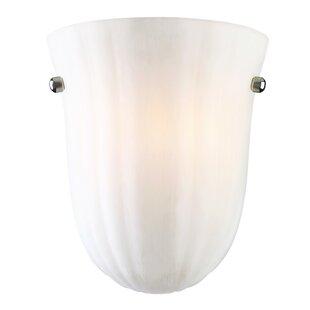 Find Mckelvy 1-Light Wall Sconce By Ebern Designs