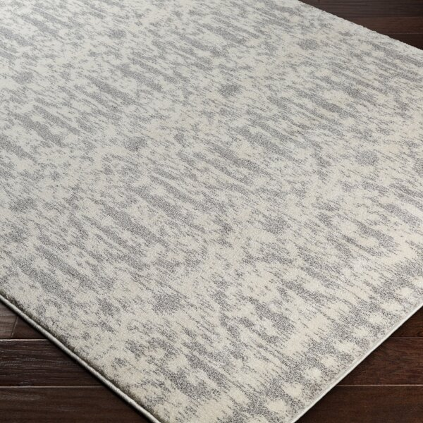 Carmel Beige Area Rug by Bungalow Rose