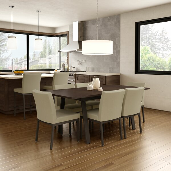 Drew 5 Piece Extendable Dining Set by Brayden Studio