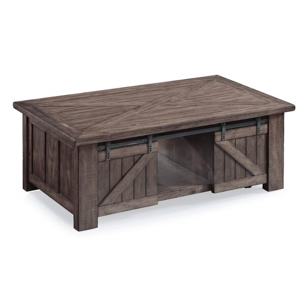 Roopville Lift Top Coffee Table By Three Posts