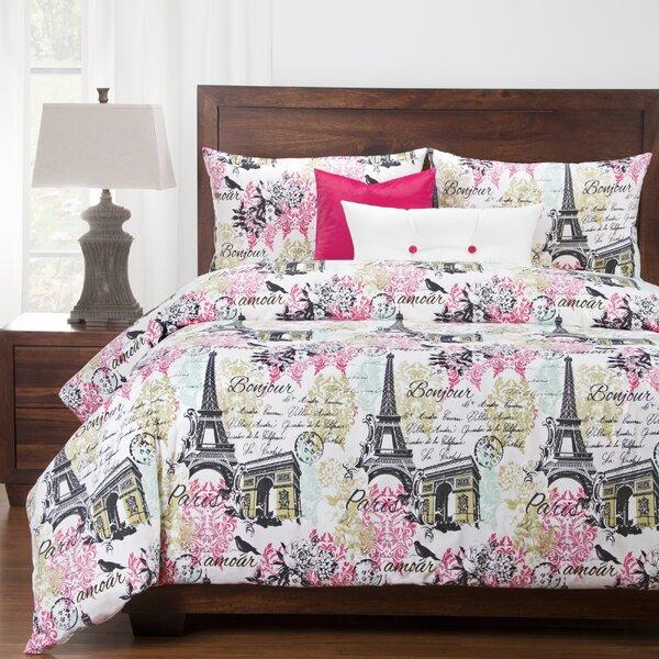 Whitlock Luxury Duvet Cover and Comforter Insert Set
