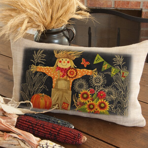 Cervantes Lumbar Pillow by August Grove