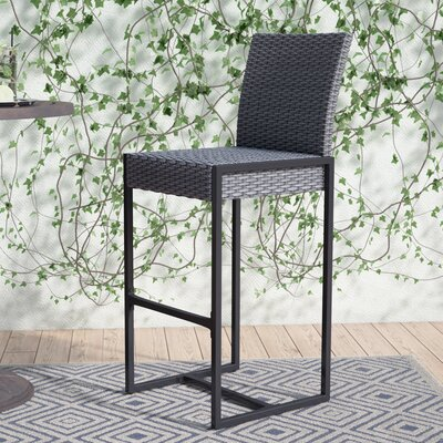 Outdoor Bar Stools You Ll Love Wayfair Ca