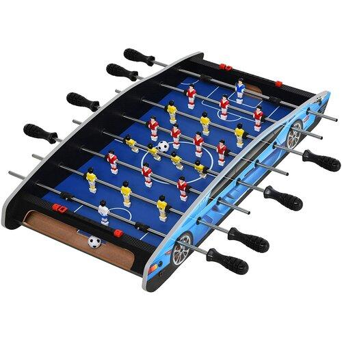 Vanesa Foosball Table Freeport Park Blue