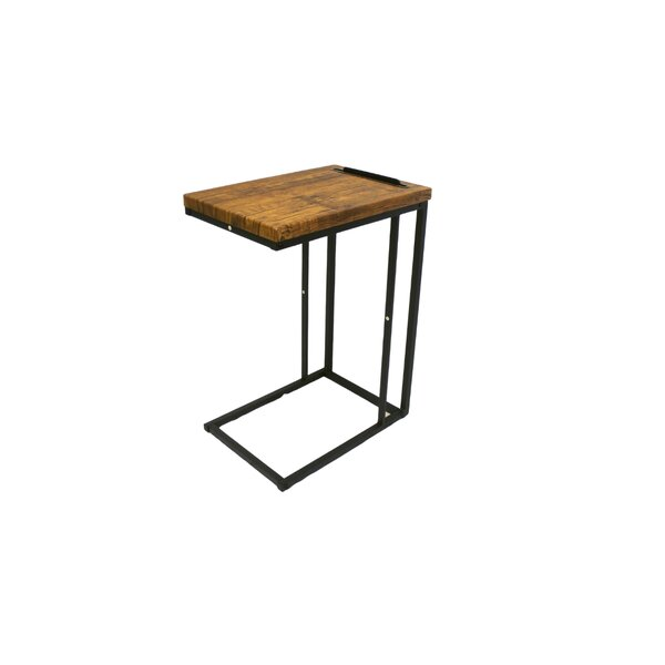 Cristiano C End Table By Union Rustic