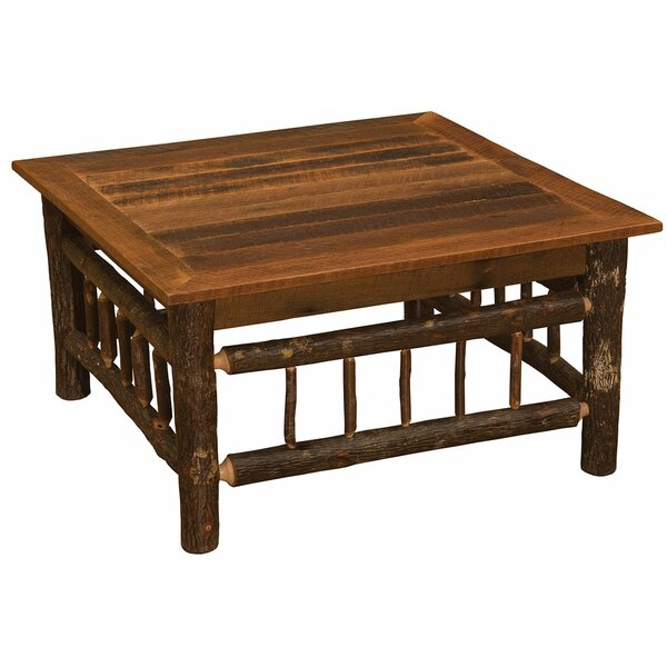 Hickory Coffee Table By Fireside Lodge
