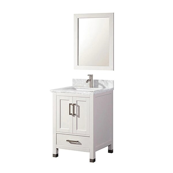 Cutrer 24 Single Bathroom Vanity Set by Ebern DesignsCutrer 24 Single Bathroom Vanity Set by Ebern Designs
