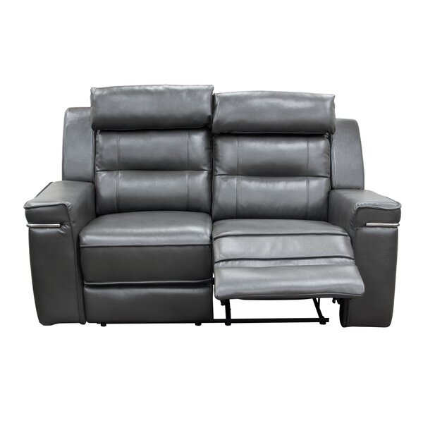 Duncan Reclining Loveseat by Diamond Sofa