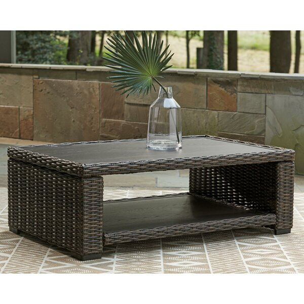 Loganville Coffee Table by Bay Isle Home