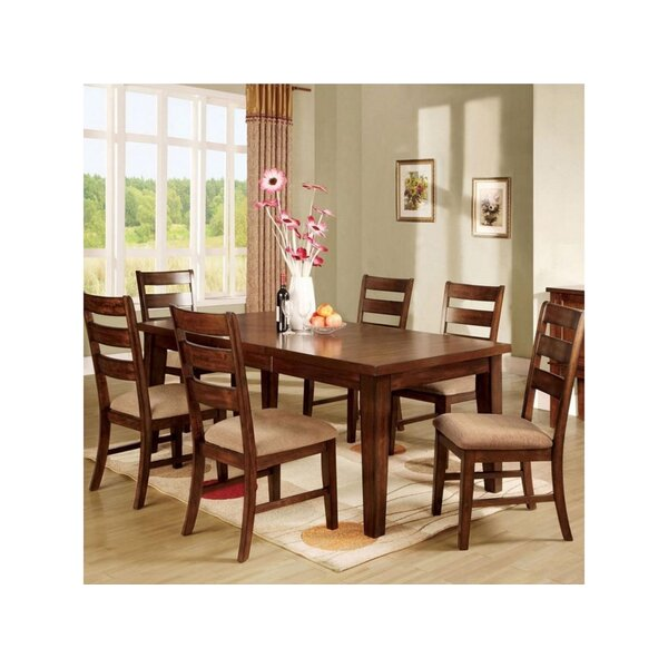 Cothern Counter HT. Table with 6 Chairs by Winston Porter Winston Porter
