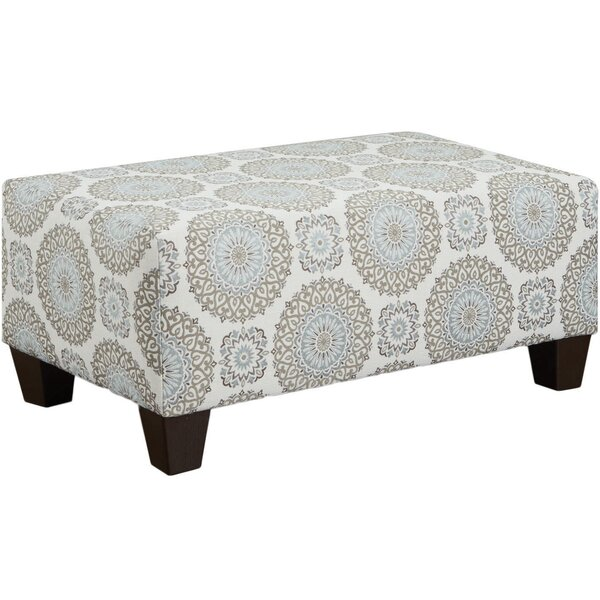 Lansdale Cocktail Ottoman by Charlton Home