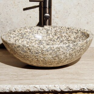 Best Reviews Stone Oval Vessel Bathroom Sink By Allstone Group