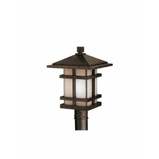 Order Cross Creek Outdoor 1-Light Lantern Head By Kichler