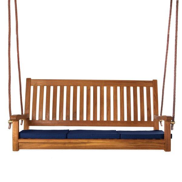 Humphrey Teak Porch Swing By Longshore Tides