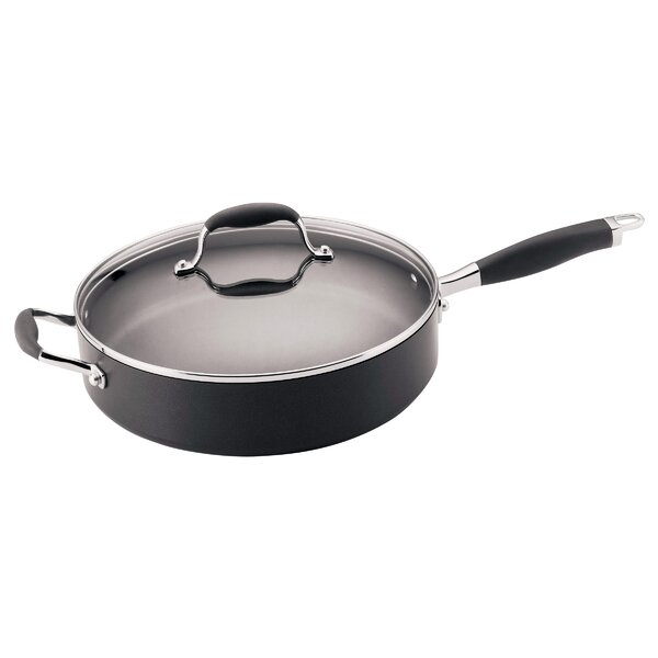 Advanced 5-qt. Saute Pan with Lid by Anolon