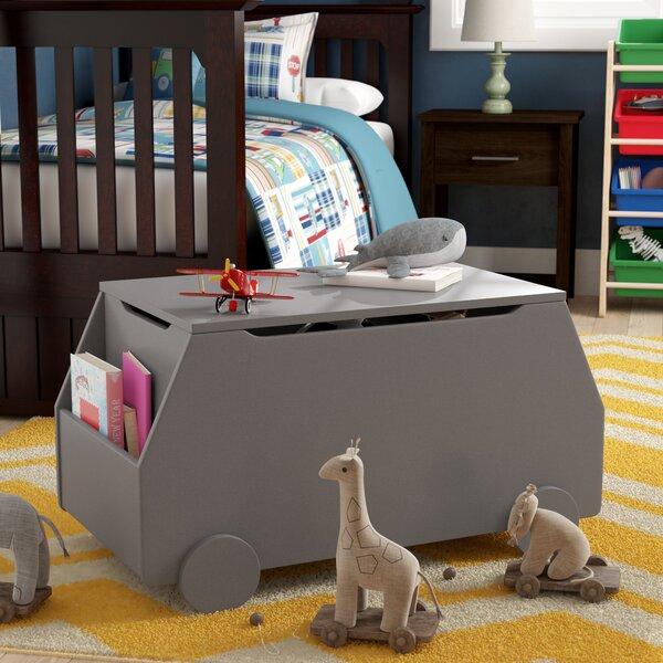 Shull Metro Toy Box by Viv + Rae
