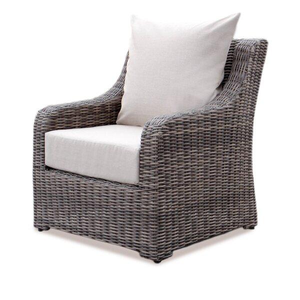 Valentin Deep Seating Chair with Cushion by Laurel Foundry Modern Farmhouse
