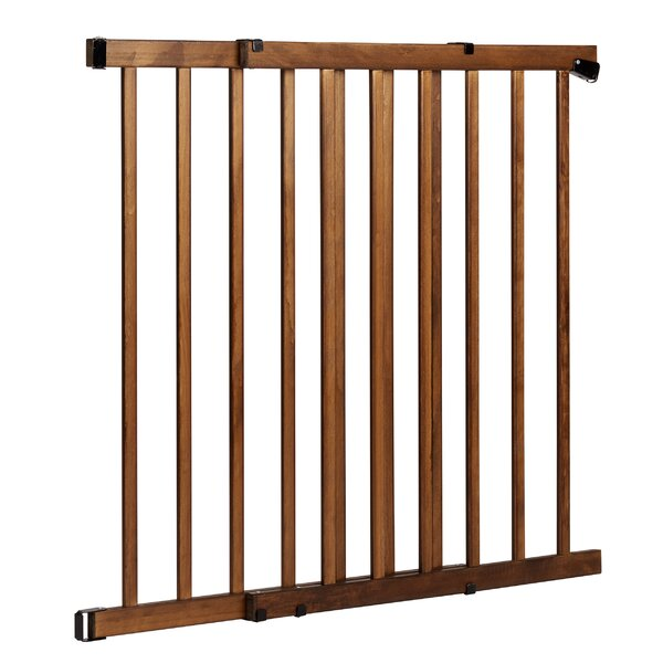 Top Of Stair Extra Tall Safety Gate By Evenflo.
