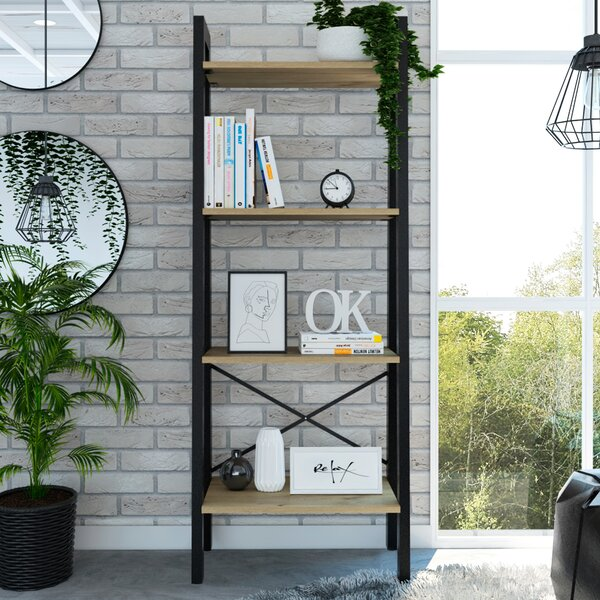Vermont Etagere Bookcase By Foundry Select