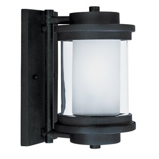 Find for Percival 1-Light Outdoor Sconce By Brayden Studio