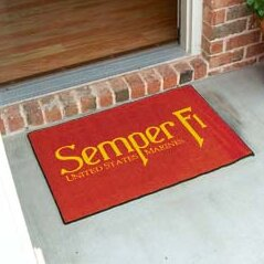 United States Armed Forces Doormat by FANMATS