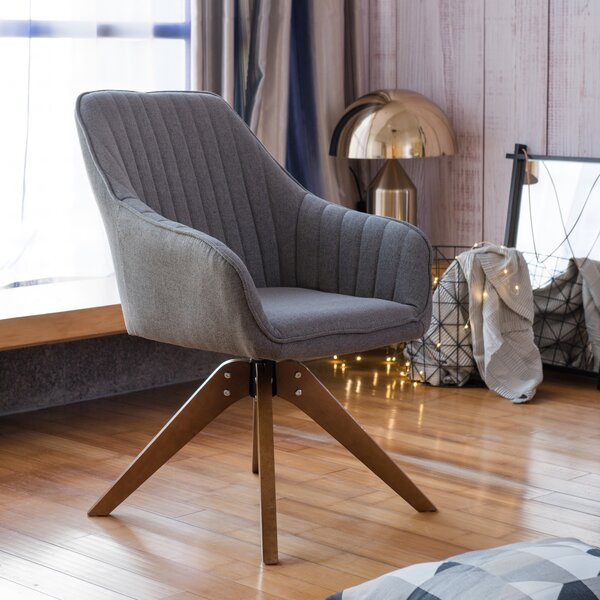 Brister Swivel Side Chair by Corrigan Studio Corrigan Studio