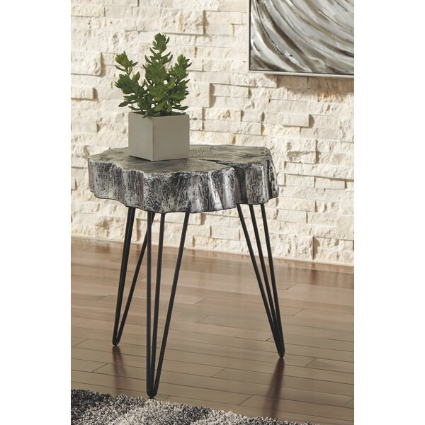 Mcghee End Table by Union Rustic