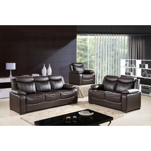 Metro 2 Piece Living Room Set Ultimate Accents