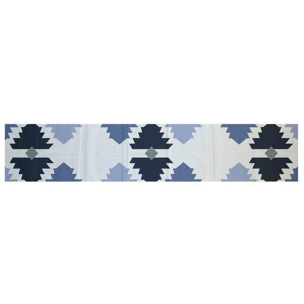 Andersen Mesa Geometric Print Table Runner by Ivy Bronx