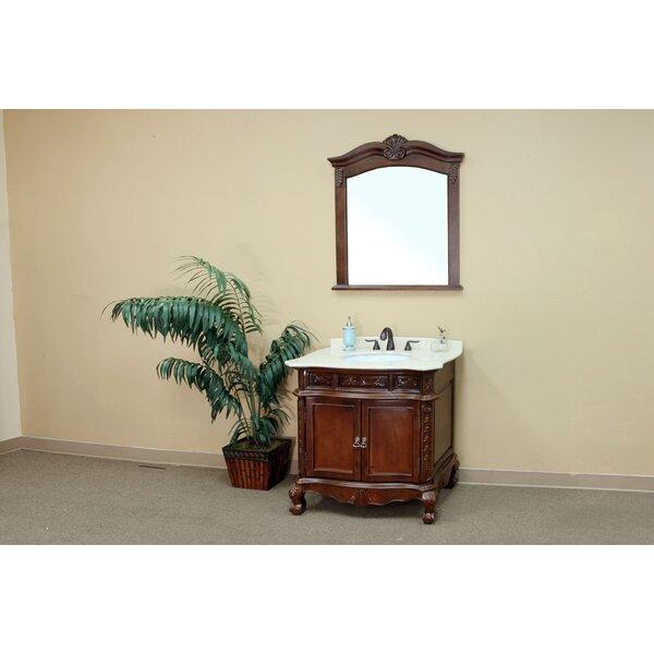 Elbridge Mirror by Bellaterra Home