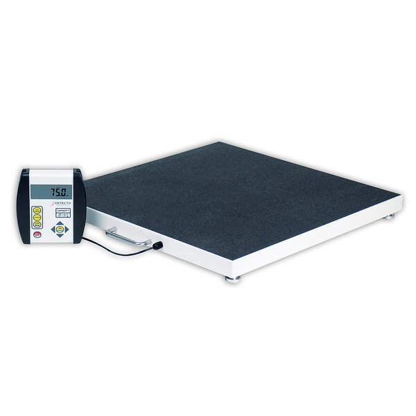 Portable Bariatric Stand on Scale by Detecto